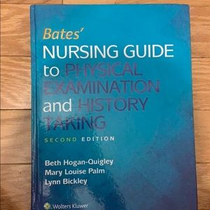 Bates' Nursing Guide to Physical Examination